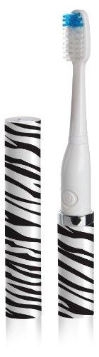 Violife Slim Sonic Toothbrush, Zebra