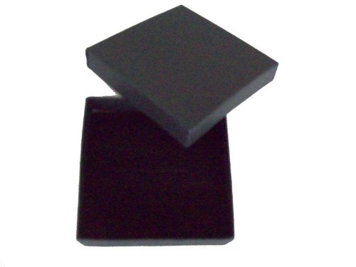 Small Square Black Gift Present Box