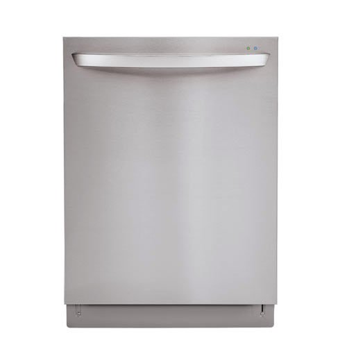 LG : LDF7932ST 24 Fully Integrated Dishwasher with SteamFresh - Stainless Steel
