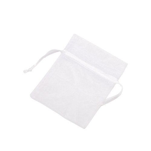 Weddingstar-Small-Sheer-Rectangular-Organza-Bags-White
