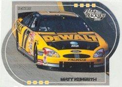 Buy 2001 Press Pass Trackside Die Cuts #45 Matt Kenseth's Car by Press Pass