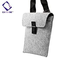 Capdase mKeeper Sleeve MK00A258A-D00G for iPad 2 (Gray)