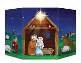 Nativity Scene Stand Up