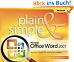 Microsoft Office Word 2007 Plain & Si...