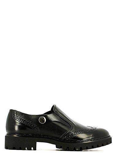 Grace shoes 6608 Francesina Donna Grigio 35
