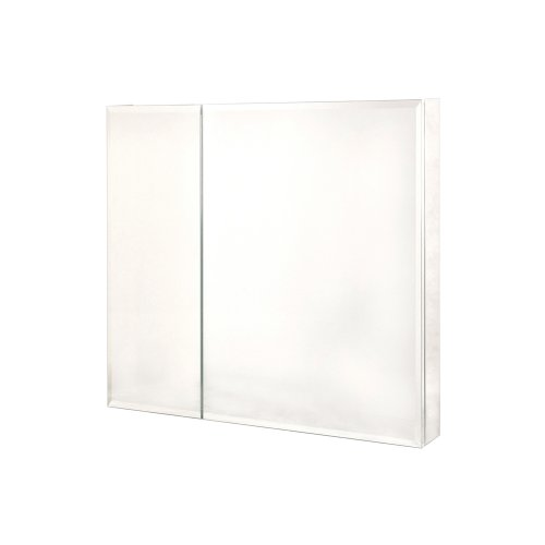 Why Should You Buy Pegasus SP4586 30-Inch by 30-Inch Bi-View Beveled Mirror Medicine Cabinet, Clear