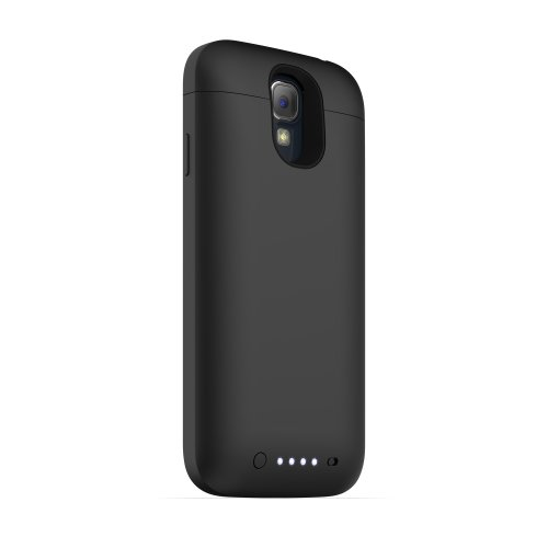 mophie juice pack for Samsung Galaxy S4 (2,300mAh) - Black (Mophie Juice Pack S4 compare prices)