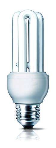Philips Philips Genie HPF E27 14-Watt CFL (Warm White And Pack Of 2) (Beige\/Sand\/Tan)