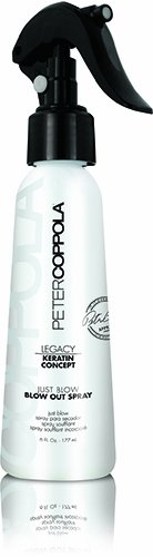 Peter Coppola Keratin Concept Just Blow Blow Out Spray 6 Oz