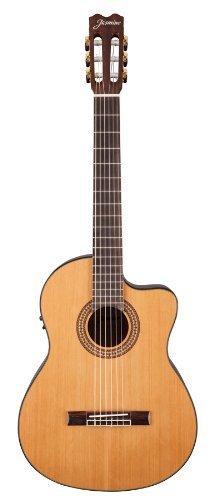 Jasmine Jc27Ce-Nat J-Series Classical Guitar, Natural