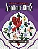 Award-Winning Applique Birds