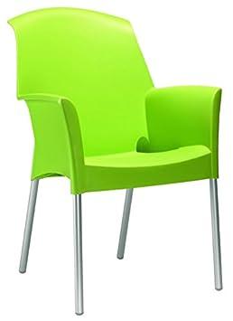 Set 4 sedie Super Jenny Colore Antracite