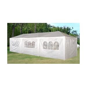 10 x 30 White Party Tent Gazebo Canopy with Sidewalls  sc 1 st  Home and Garden Design Ideas & Home and Garden Design Ideas: 10 x 30 White Party Tent Gazebo ...