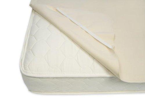 Naturepedic Queen Waterproof Organic Mattress Protector Pad