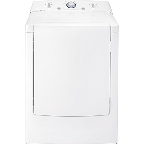 Frigidaire Ffre1001Pw 7.0 Cu. Ft. White Electric Dryer