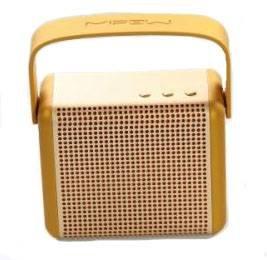 Or BOOMAX Président Bluetooth Portable de MiPow