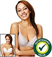 2 Pack Assorted Full Cup T-Shirt A-DD Bras