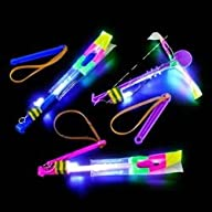 24pc Amazing Led Light Arrow Rocket H…