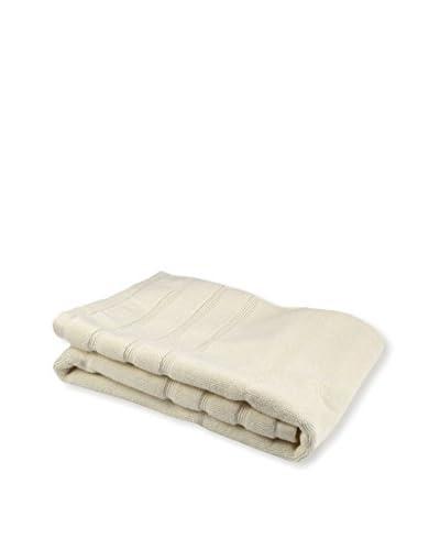 bambeco Organic Cotton 700 Gram Bath Mat, Ivory