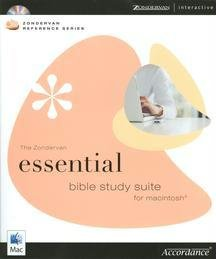 Essential Bible for Study Suite (Mac)