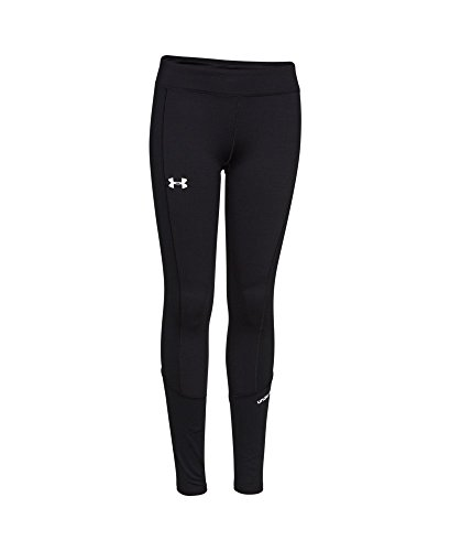 Under Armour Girls' UA ColdGear Infrared Legging Youth Small Black