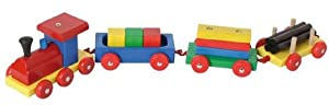 Nemmer Wooden Super Train Set Toy Germany at Sears.com