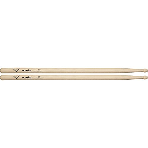 Vater Nude Series Fusion Drumsticks 5B Wood
