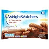 Weight Watchers Chocolate Biscuits X 5 90G