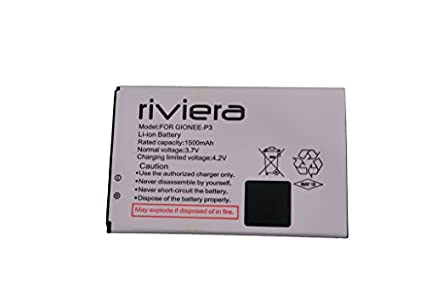 Riviera-1500mAh-Battery-(For-Gionee-P3)