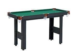 Garlando dallas 4ft tavolo da biliardo 121 x 76 x 61 cm giochi e giocattoli - Tavolo da biliardo amazon ...