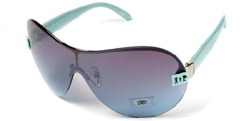 D.G Blue Ladies Designer Womens Sunglasses Fashion DG 5