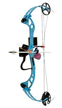 PSE Wave Right Hand Bowfishing Package, 40-Pound, Reaper H2O