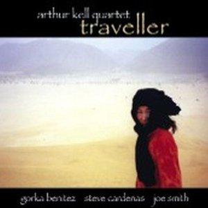 CD : Arthur Kell - Traveller (CD)