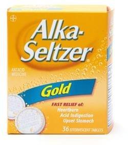 Alka-Seltzer Gold Non-Aspirin Antacid Effervescent Big Discount