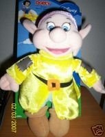 Disney Princess Snow White Dopey of the Seven Dwarfs 11 Inch Plush - Buy Disney Princess Snow White Dopey of the Seven Dwarfs 11 Inch Plush - Purchase Disney Princess Snow White Dopey of the Seven Dwarfs 11 Inch Plush (Disney, Toys & Games,Categories,Stuffed Animals & Toys,More Stuffed Toys,Figures)