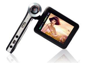 Facleta 2.4 TFT LCD HD 5.0MP camera 4x Digital ZOOM Digital Video Recorder