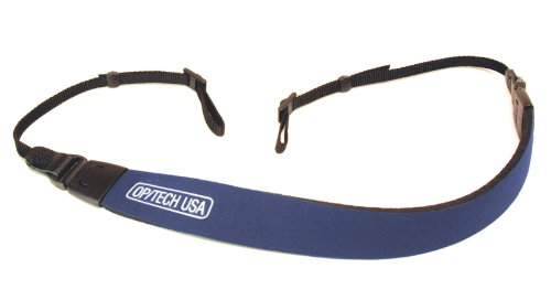 Op/Tech Usa Fashion Strap - Bino (Navy)