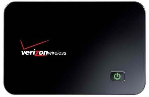 Verizon Wireless Mifi 2200 Unlimited 3G Prepaid $10 A Month Mobile Wifi Hotspot Modem Data