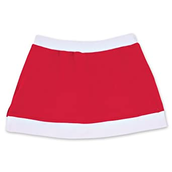 Buy Chez Ami by Patsy Aiken Designs Girls Tennis Skort Red by Patsy Aiken Designs