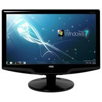 AOC 931SWL 19-Inch Wide Class LCD Monitor  High