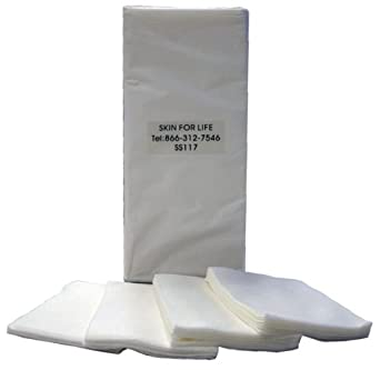 Non Woven Esthetic Gauze Pads - 4x4 (Package of 200 Facial Pads) Perfect for Busy Spas & Salons