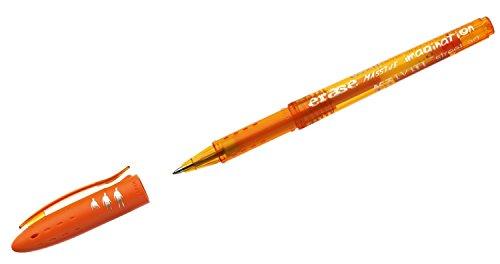 Uni-Ball Phantom - Roller borrable, color naranja