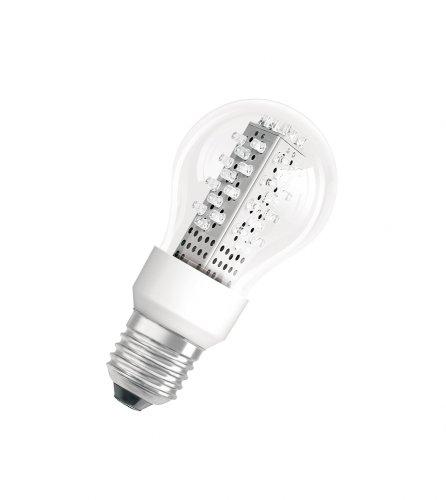 Osram 26800B1  Parathom LED Classic A, E27 80059 LED-Lampe in Glühlampenform 2.3W/100V-240V, kaltweiß