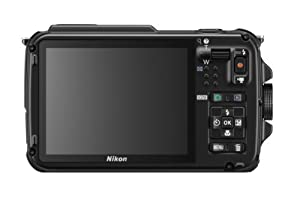 Nikon COOLPIX AW110 16 MP Waterproof Digital Camera with Built-In Wi-Fi by NIKO9