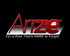 Arize Natural Male Enhancement & Testosterone Booster (10 Caps) - Works In Minutes, Lasts For Days