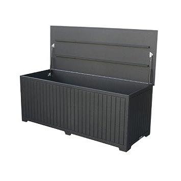 Eagle One Sydney Big Deck Box In Black