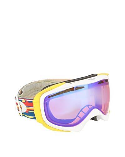 Oakley Skibrille MOD. 7023 CLIP weiß/gelb