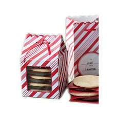 Martha Stewart Crafts Candy Cane Treat Boxes