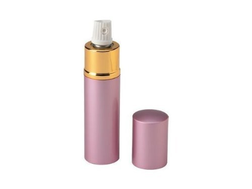 SABRE RED Pepper Spray - Police Strength - Pink Lipstick
