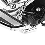 H-D Chrome Rider Footboard Brackets 33698-07